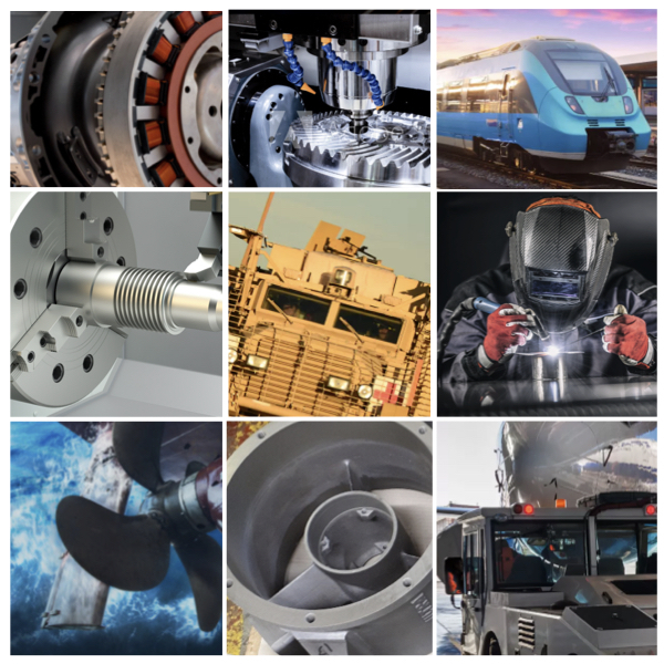 Industries page image